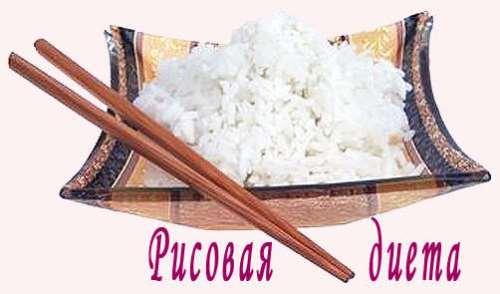 Рисовая диета от Елены Малышевой