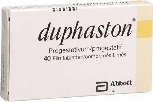 Применение при беременности дюфастон
