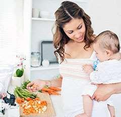 Диета для кормящих мам обязательные продукты примерное меню